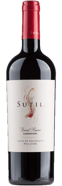 Sutil Grand Reserve Carmenere