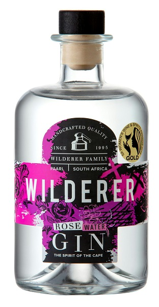 Wilderer Rose Water Gin 0,5L